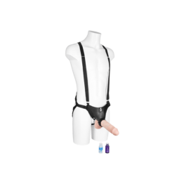 Hollow Strap-On Suspender System 26cm